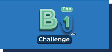 Be the 1 challenge
